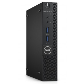 DELL OptiPlex 3050 Micro MFF/ i3-7100T/ 4GB/ 128GB SSD/ Wifi/ W10Pro/ Micro MFF PC/ 3YNBD on-site 3050-5805