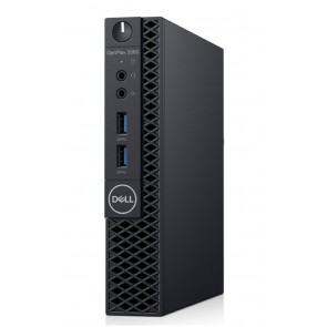DELL OptiPlex 3060 Micro MFF/ i3-8100T/ 4GB/ 500GB/ Wifi/ W10Pro/ Micro MFF PC/ 3YNBD on-site 3060-3652