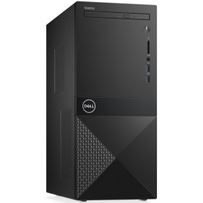 DELL Vostro 3670/ i5-8400/ 4GB/ 1TB (7200)/ DVDRW/ Wifi/ W10Pro/ 3YNBD on-site 3670-3770