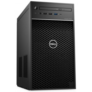 DELL Precision T3630/ Xeon E-2174G/ 16GB/ 256GB + 1TB (7200)/ Quadro P2000/ W10Pro/  3YNBD on-site PTCRX