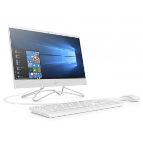 "HP 200 G3 AiO/ J5005/ 4GB DDR4/ 500GB (7200)/ Intel UHD 605/ 21,5"" FHD IPS/DVD-RW/ W10P/ bílý+kbd,myš 4YV75EA#BCM"