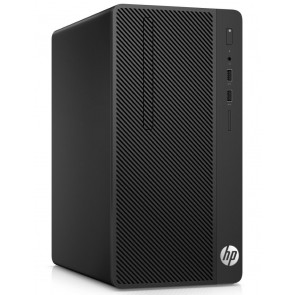 HP 290 G1 MT/ i3-7100/ 4GB DDR4/ 500GB (7200)/ Intel HD630/ DVD-RW W10P + v balení monitor HP VH240a 3EC13EA#BCM