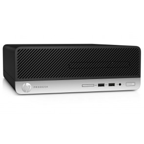 HP ProDesk 400 G5 SFF/ i3-8100/ 4GB DDR4/ 500GB (7200)/ Intel UHD 630/ DVD-RW/ W10P+usb klávesnice a myš 4CZ82EA#BCM