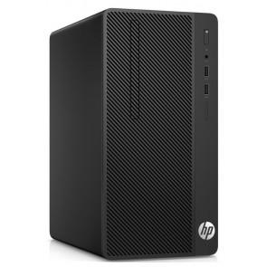 HP 290 G1 MT/ i3-7100/ 4GB DDR4/ 500GB (7200)/ Intel HD 630/ DVD-RW/ FDOS+usb klávesnice a myš 4DA04EA#BCM
