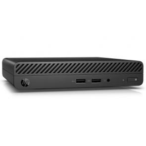 HP 260 G3 DM/ i3-7130U/ 4GB DDR4/ 128GB SSD/ Intel HD 620/ Wi-Fi/ DOS/ černý 4YV67EA#BCM