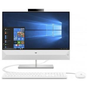 "HP 24-xa0006nc AiO/ i5-8400T/ 8GB DDR4/ 128GB SSD + 1TB (7200)/ GeForce MX130 2GB/ 23,8"" FHD IPS/ W10H/ bílý 6AT37EA#BCM"