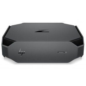 HP Z2 Mini G5/ i7-10700/ 16GB DDR4/ 512GB (2280)/ NVIDIA Quadro P620 4GB/ W10P/ Černý/ kbd+myš 12M16EA#BCM