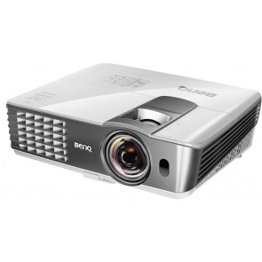 ROZBALENÉ - BenQ W1080ST+ 1080P Full HD/ DLP/ 2200 ANSI/ 10000:1/ 2x HDMI PROA7103V