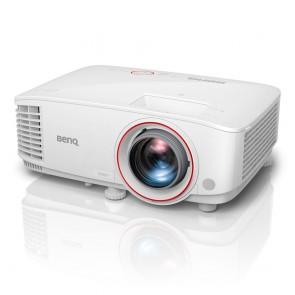 BenQ TH671ST Full HD 1080P/ DLP projektor/ 3000 ANSI/ 10000:1/ VGA/ HDMI/ MHL 9H.JGY77.13E