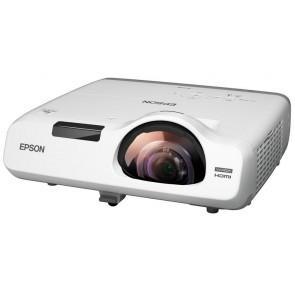 EPSON EB-535W WXGA/ Short projektor/ 3400 ANSI/ 16000:1/ HDMI/ VGA/ LAN V11H671040