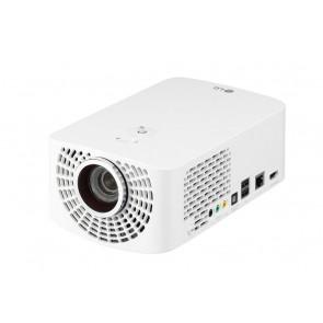 LG mobilní mini projektor PF1500G-GL / FullHD / 1400ANSI / LED / 2xHDMI/ SPDIF out / USB PF1500G.AEU