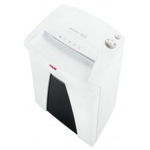 HSM skartovačka Securio B24/ formát A4/ velikost řezu 4,5x30mm/ stupeň utajení (DIN) 3 4026631025041