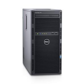 DELL PowerEdge T130/ Xeon E3-1270 v6/ 16GB/ 2x 2TB NLSAS/ DVDRW/ H330/ 2x GLAN/ iDRAC 8 Basic/ 3YNBD on-site S16-T130-002