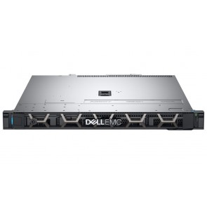 DELL PowerEdge R240/ Xeon E-2124/ 8GB/ 1 x 1TB SATA/ H330/ DVDRW/ iDRAC 9 Basic/ 1U/ 3YNBD on-site R240-6015