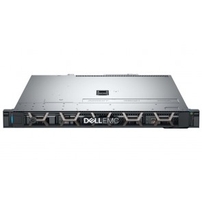 DELL PowerEdge R240/Xeon E-2234/ 16GB/ 1 x 480GB SSD/ H330/ iDRAC 9  Exp./ 1U/ 3Y Basic on-site R240-3287
