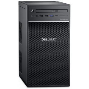 DELL PowerEdge T40/ Xeon E-2224G/ 16GB/ 2x 4TB (5400) RAID 1/ DVDRW/ 3x GLAN/ 3Y PS NBD on-site T40-1624S-3PS