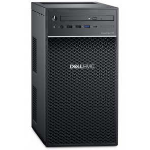 DELL PowerEdge T40/ Xeon E-2224G/ 16GB/ 2x 240GB SSD RAID 1 + 2x 2TB (7200) RAID 1/ DVDRW/ 3x GLAN/ 3Y PS NBD on-site T40-1622422S-3PS