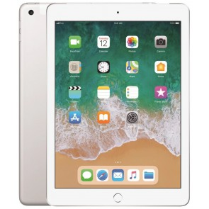 "Apple iPad Wi-Fi + Cellular  9,7""/ 128GB/ Silver mr732fd/a"