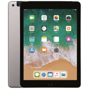 "Apple iPad Wi-Fi + Cellular  32GB Space Grey   9,7"" Retina/ WiFi ac/ LTE/ iOS 11 mr6n2fd/a"