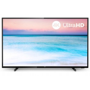 "PHILIPS LED TV 50""/ 50PUS6504/ 4K Ultra HD 3840x2160/ DVB-T2/S2/C/ H.265/HEVC/ 3xHDMI/ 2xUSB/ Wi-Fi/ LAN/ A+ 50PUS6504/12"