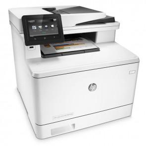 HP Color LaserJet Pro MFP M477fdw/ A4/ 27ppm/ print+scan+copy+fax/ Duplex/ USB/ LAN/ Wifi CF379A