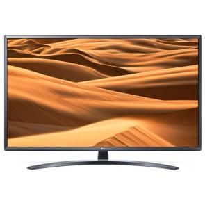 """LG Smart LED TV 49""""/49UM7400PLB/Direct LED, HDR10, DVB-T2/S2/C, H.265/HEVC, 3× HDMI, 2× USB, CI+, USB nahrávání, LAN, Wi 49UM7400PLB"""