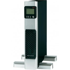 AEG UPS Protect B.1000 PRO/ 1000VA/ 900W/ 230V/ Tower/ Rack - 2U/ otočný display/ line-interactive UPS 6000013872