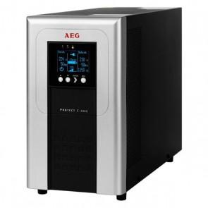 AEG UPS Protect C.2000/ 2000VA/ 1600W/ 230V/ online UPS, model 2014 6000016104