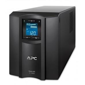APC Smart-UPS C 1000VA (600W)/ LINE-INTERAKTIVNÍ/ 230V/ LCD/ with SmartConnect SMC1000IC