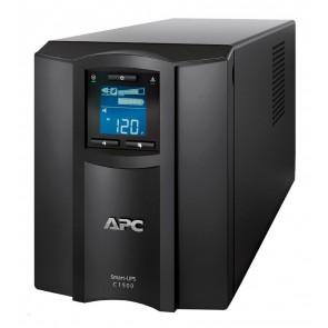 APC Smart-UPS C 1500VA (900W)/ LINE-INTERAKTIVNÍ/ 230V/ LCD/ with SmartConnect SMC1500IC