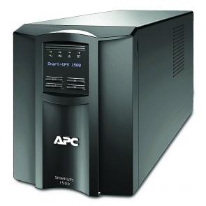 APC Smart-UPS 1500VA (1000W)/ LINE-INTERAKTIVNÍ/ 230V/ LCD/ with SmartConnect SMT1500IC