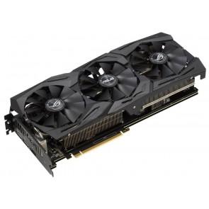 ASUS GeForce ROG-STRIX-RTX2060-O6G-GAMING / 6GB GDDR6 / 2x HDMI / 2x DP / Aktivní 90YV0CI0-M0NA00