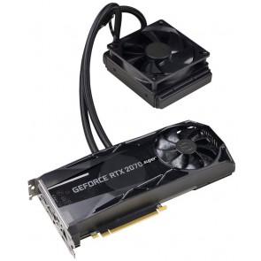 EVGA GeForce RTX 2070 SUPER XC HYBRID GAMING / 8GB  GDDR6 / PCI-E / 3x DP / HDMI / USB Type-C 08G-P4-3178-KR