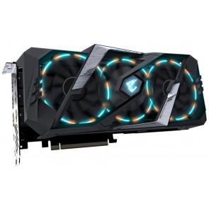 GIGABYTE AORUS GeForce RTX 2080 Ti 11G / PCI-E / 11GB GDDR6 / 3x DP / 3x HDMI / USB Type-C / RGB / active GV-N208TAORUS-11GC