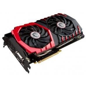 OPRAVENÉ - MSI GeForce GTX 1080 GAMING X / PCI-E / 8192MB GDDR5X / HDMI / DP / DVI / VR Ready VGMSI8209V1