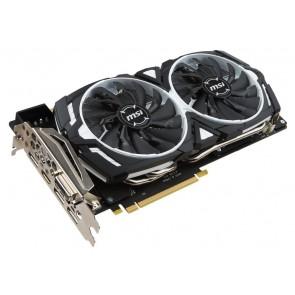 OPRAVENÉ - MSI GeForce GTX 1080 ARMOR 8G OC / PCI-E / 8192MB GDDR5X / HDMI / DP / DVI / VR Ready VGMSI8211V1
