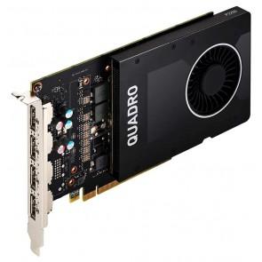 PNY Quadro P2200 / 5GB GDDR5X / PCI-E / 4x DP 1.4 VCQP2200-PB
