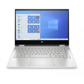 """HP Pavilion x360 14-dw0003nc/ i5-1035G1/ 16GB DDR4/ 512GB SSD/ Intel UHD/ 14"""" FHD IPS/ W10H/ Stříbrný 1V2D8EA#BCM"""