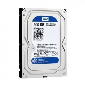Western Digital CAVIAR 500GB, 3,5'', 7200rpm, 16MB, SATA6, WD5000AAKX