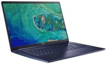 "Acer Swift 5 (SF515-51T-575X)/i5-8265U/8GB DDR4/512GB SSD (M.2)/intel UHD 620/15,6"" FHD IPS Touch/W10H/modrý NX.H69EC.001"