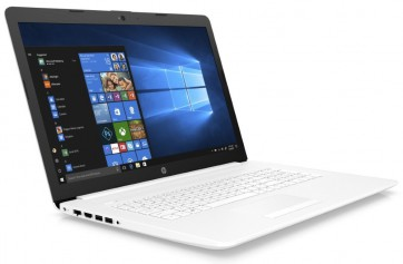 "HP 17-ca0014nc/ A6-9225/ 8GB DDR4/ 1TB (5400)/ Radeon R4/ 17,3"" HD+ SVA/ DVD-RW/ W10H/ bílý 4KC27EA#BCM"