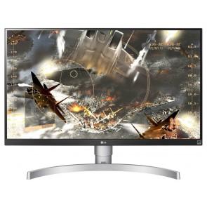 "LG monitor IPS 27UK650 27"" / 4k / 3840x2160 / 350cd/m2 / 5M:1 / 5ms / 2x HDMI / 1x DP / tenký rámeček 27UK650-W.AEU"