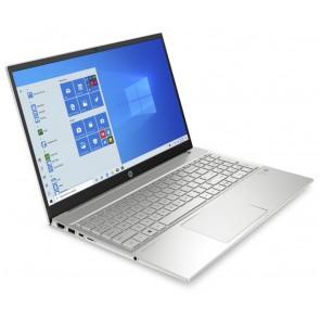 """HP Pavilion 15-eg0002nc/ i5-1135G7/ 15,6"""" FHD IPS/ 8GB DDR4/ 256GB SSD/ Iris Xe G7/ W10H/ Stříbrný 31F96EA#BCM"""
