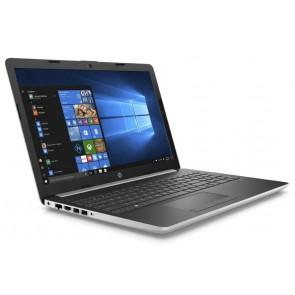 "HP 15-da0003nc/ Core i3-7020U/ 4GB DDR4/ 128GB SSD + 1TB (5400)/ Intel HD 620/ 15,6"" HD SVA/ DVD-RW/ W10H/ stříbrný 4BX84EA#BCM"