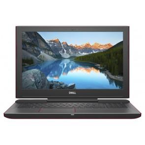 """DELL Inspiron 15 G5 (5587)/ i5-8300H/ 8GB/ 128GB SSD+1TB/ NV GTX 1060 6GB/ 15.6"""" FHD/ FPR/ W10/ červený/ 2YNBD on-site N-5587-N2-512R"""