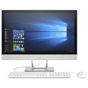 """HP Pavilion 24-r103nc AiO/ R5-2500U/ 8GB DDR4/ 128GB SSD + 1TB (7200)/ Radeon Vega 8/ 23,8"""" FHD IPS/ DVD-RW/ W10H/ bílý 4KD97EA#BCM"""