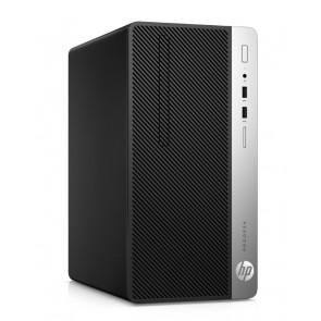 HP ProDesk 400 G5 MT/ i3-8100/ 8GB DDR4/ 256GB SSD/ Intel UHD 630/ DVD-RW/ W10P+usb klávesnice a myš 4NU29EA#BCM