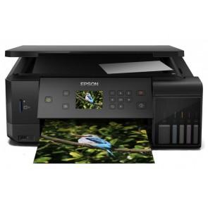 Epson L7160/ 5760 x 1440/ A4/ MFZ/ LCD/ ITS/ Duplex/ 4 barvy/ Wi-Fi/ USB/ 3 roky záruka po registraci C11CG15402