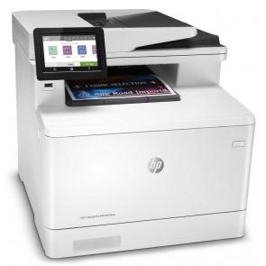 HP Color LaserJet Pro M479fnw MFP/ A4/ 27ppm/ print+scan+copy+fax/ 600x600dpi/ USB/ LAN/ WiFi/ ADF W1A78A